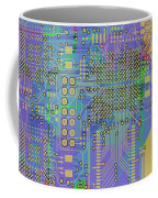 Vo96 Circuit 7 Coffee Mug
