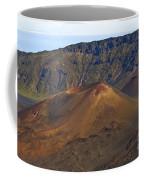 Volcanic Cone Coffee Mug