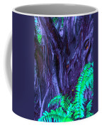 Volcanic Tree 2 Coffee Mug
