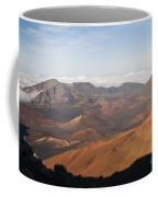 Volcanic Valley Of Cones Coffee Mug