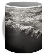 Volcano Ash Iceland Coffee Mug