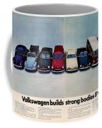 Volkswagen Builds Strong Bodies Eight Ways Coffee Mug