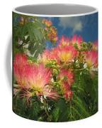 Voluntary Mimosa Tree Coffee Mug