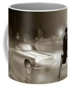 Volvo P1800 And Hot Detective Coffee Mug