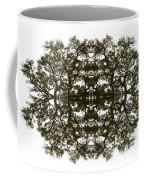 Voodoo Mask Coffee Mug