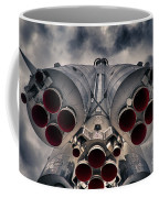 Vostok Rocket Engine Coffee Mug