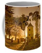 Vrbovec Winter Night Scene In Park Coffee Mug