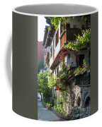 V. Turnovo Old City Street View - Bulgaria Coffee Mug