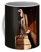 Vulture Male Coffee Mug