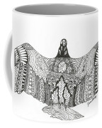 Vulture Wild Ink Coffee Mug