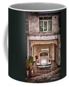 Vw Beetle Painting Coffee Mug
