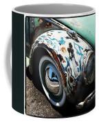 Vw Fender Art Coffee Mug