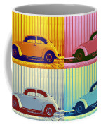 Vw Pop Autumn Coffee Mug