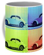 Vw Pop Summer Coffee Mug
