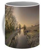 Battens Bridge Frost  Coffee Mug