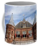 Waag In Amsterdam Coffee Mug