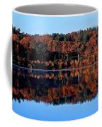 Wachusett Reservoir Mirror Image Coffee Mug