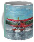 Waco Cabin Biplane Circa 1930 Coffee Mug