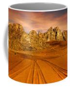 Wadi Rum Jordan Coffee Mug