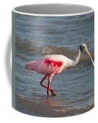 Wading Spoonbill Coffee Mug