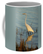 Wading The Pond Coffee Mug