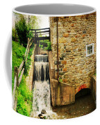 Wagner Grist Mill Coffee Mug by Paul Ward