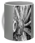 Wagon Wheel - No Where To Go - Bw 03 Coffee Mug