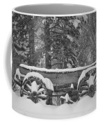 Wagon Wheels June Lake Coffee Mug