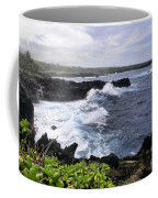 Waianapanapa Pailoa Bay Hana Maui Hawaii Coffee Mug