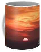 Waikiki Sunset No 3 Coffee Mug