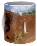 Waimea Waterfall Coffee Mug