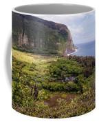 Waipi'o Valley Coffee Mug