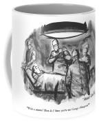 Wait A Minute!  How Do I Know You're Not George Coffee Mug