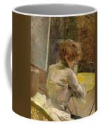 Waiting At Grenelle Coffee Mug