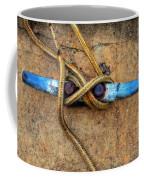 Waiting - Boat Tie Cleat By Sharon Cummings Coffee Mug