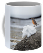 Waiting For Spring Square Coffee Mug