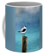 Waiting For The Fishing Boats Coffee Mug