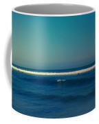 Waiting For The Perfect Wave Coffee Mug
