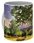 Waiting For The Roses To Bloom Coffee Mug