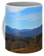Waiting For Winter In The Blue Ridge Mountains Coffee Mug