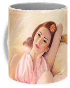 Waiting Glamour Coffee Mug