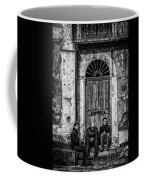 Waiting In Ravello Coffee Mug