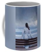 Waiting In The Wind Coffee Mug by Joana Kruse