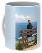 Looking Coffee Mug