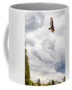 Waiting Turkey Vultures Coffee Mug