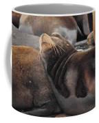 Wake Me When The Herring Arrive Coffee Mug