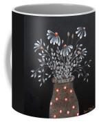 Wake Up And See The Flowers Coffee Mug
