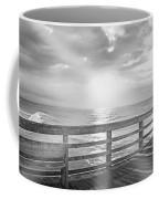Waking Coast Coffee Mug by Betsy Knapp