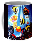 Waking Up In Oil Coffee Mug