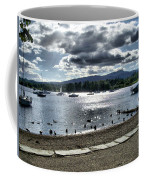 Wales On The Sea Coffee Mug